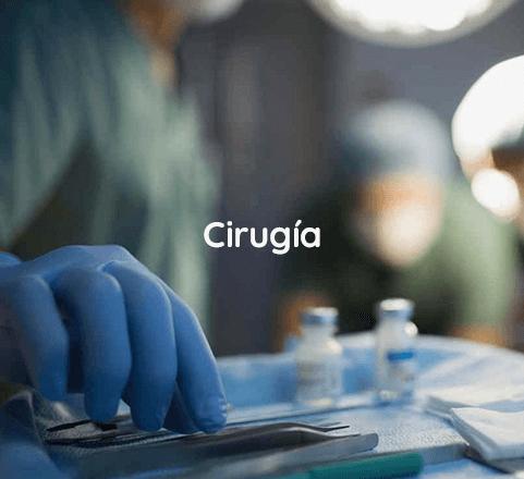 Clínica Nogales - Cirugía